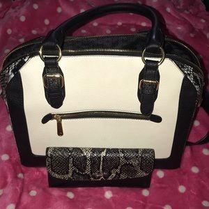 Python print purse & wallet